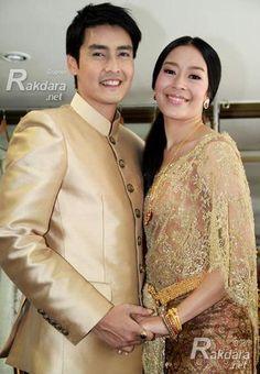 •❈• Wedding dress  Thailand.