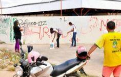 História Real: Alunas picham e mães mandam pintar