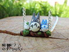 Totoro & friends...
