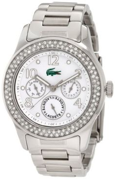 """Lacoste """"Advantage"""" Women's Watch – 2000692 « Holiday Adds"""