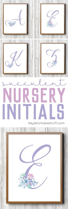 20 ideas baby nursery diy projects initials for 2019 Arts And Crafts For Teens, Art And Craft Videos, Crafts For Girls, Baby Crafts, Baby Nursery Diy, Diy Baby, Baby Room, Girl Nursery, Diy Paper