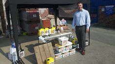 Azpects visit JT Dove Birtley for a Trade Day