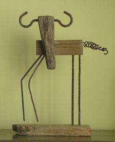 "Saatchi Online Artist: Oriol Cabrero; ""wildebeest (gnou)"""