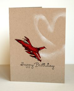 Stampin' Up ideas and supplies from Vicky at Crafting Clare's Paper Moments: One layer Need for Speed