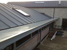 Fibreglass Flat Roofs and GRP Roofing Services in Norfolk and Suffolk - Corrugated Roofing, Modern Roofing, Tin Roofing, Steel Roofing, Colour Architecture, Roof Architecture, Wood Pergola, Pergola Plans, Pergola Shade