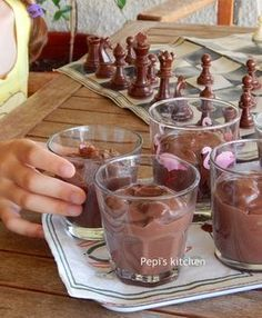 Greek Recipes, My Recipes, Healthy Recipes, Healthy Food, Coconut Pudding, Tasty, Yummy Food, Sweets Cake, Cook At Home