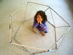 The Map is Not the Territory: Big Math: Kid Sized Geometric Structures