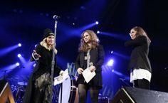 Pussy Riot, lo show con Madonna per Amnesty scatena la lite