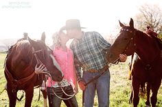 Colorado country engagement | ranch wedding | engagement photos with horses | love | Denver wedding photography | cowboy groom