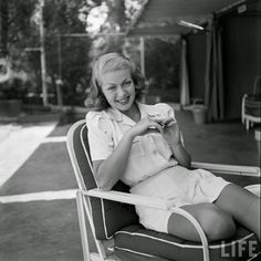 vintage everyday: Pictures of Beautiful Lana Turner in Hollywood, ca. 1940