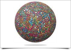 sfera in ceramica