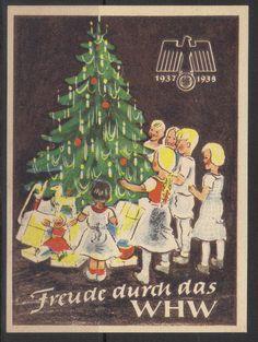 Rare Third Reich 1937/38 Winterhilfswerk stationery #1 very fine | eBay £4.99