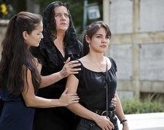 Delfina y su madre le dan el apoyo a Romualda  http://www.canalrcnmsn.com/