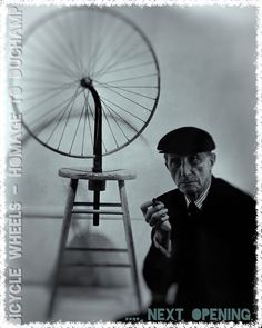 "Share the post ""Syracuse: Bicycle Wheels – Homage to Duchamp"" FacebookTwitterGoogle+PinterestLinkedInDiggE-mail 25…"