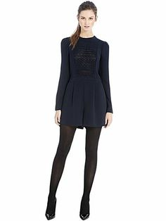 478464b1514f Heavy lace playsuit #Houseoffraser Lace Playsuit, House Of Fraser,  Department Store, All