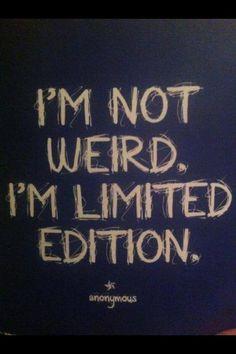 #limitededition