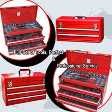 Hongfei 3 Drawer Metal Tool Box Set Mechanic With Tools   Buy Tool Box With  Tools,Metal Tool Box With Tools,Hongfei 3 Drawer Metal Tool Box With Tools  ...