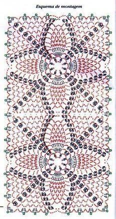 Kira scheme crochet: Scheme crochet no. 2594
