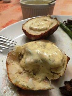 Sauce au yaourt, raifort, moutarde, poivre vert pour patates - cuisine et cosmétiques naturels