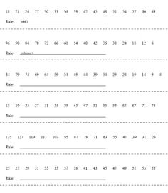 number sequence worksheets math worksheets kindergarten worksheets educational worksheets for. Black Bedroom Furniture Sets. Home Design Ideas