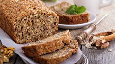 Why go without bread when you can make one that's delicious, gluten free and fibre rich? http://180nutrition.com.au/recipes/chocolate-protein-carrot-walnut-loaf/