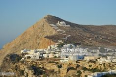 Folegandros lies on the southern edge of the Cyclades with the... #karavostasis: Folegandros lies on the southern edge of… #karavostasis