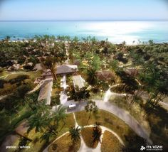 Bungalow, Holiday Resort, Tanzania, Land Scape, Golf Courses, Public, Landscape Architecture, Inspiration, Space