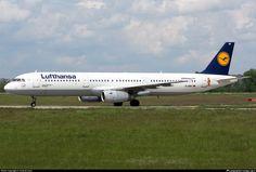 D-AIRY Lufthansa Airbus A321-131