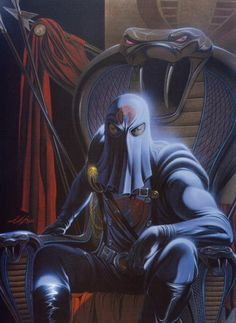 Cobra Commander Vs. Duke | GI Joe Cobra Commander