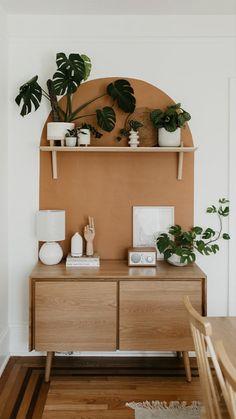 Apartment Inspiration, Home Decor Inspiration, Room Decor Bedroom, Living Room Decor, Bedroom Ideas, Wood Bedroom, Bedroom Bed, Bedroom Decor For Couples, Aesthetic Room Decor