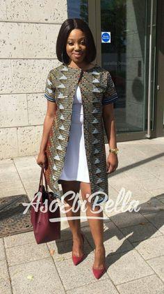 Latest Ankara Dress Styles - Loud In Naija African Fashion Ankara, African Inspired Fashion, Latest African Fashion Dresses, African Print Fashion, Africa Fashion, Short African Dresses, African Print Dresses, African Prints, African Attire