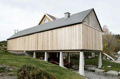 Sandefjord Timber Pavilion/2009/R21 Arkitekter