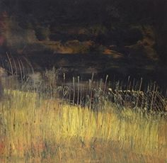 Whispers by Jane Foley Ferraro Oil & cold wax ~ 16 inches x 16 inches