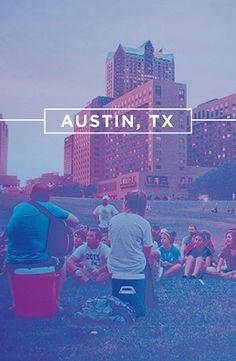 Austin Mission Trip to US Urban