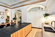 Appartamento signorile a Torino. Spazio unico tra antico e moderno | RistrutturareOnWeb