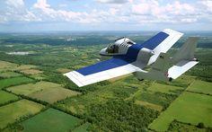 terrafugia flying airplane-car enters production. #designboom