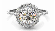 ZÁSNUBNÝ PRSTEŇ SOLIS ROUND Bracelet Watch, Engagement Rings, Bracelets, Accessories, Jewelry, Diamond, Bangles, Jewellery Making, Enagement Rings