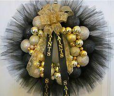 Youth New Orleans Saints Black/Gold Strike Pants