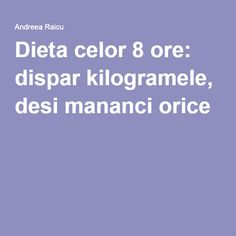 Dieta celor 8 ore: dispar kilogramele, desi mananci orice Michael Mosley, Health And Beauty, Food And Drink, Health Fitness, Medical, Metabolism, Silhouette, The Body, Medicine