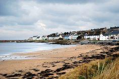 Portmahomack, Scotland - where I spent many happy holidays visiting my grandparents