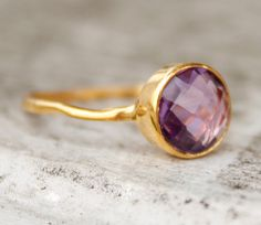 Tara Ring. Named after me. AND my favorite color too! :)