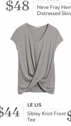 1ffeb31317458 Dear StitchFix Stylist  If I m going I wear a simple tshirt