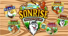 sonrise national park vbs - Google Search