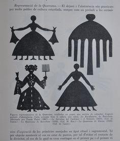 La Vella Quaresma (s. XIX), els set peus de l'abstinència Lent, Paper Cutting, Illustration, Inspiration, Kindergarten, Doll, Ideas, Carnival, School