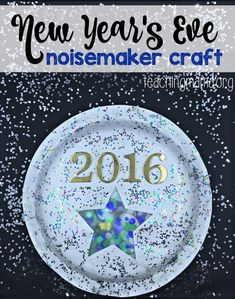 New Year's Eve Noisemaker Craft