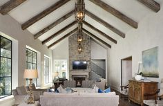 Woodlands Lifestyles  lovely interiors great inspiration for your redesign!
