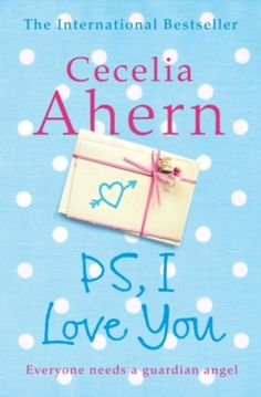p.s. i love you book cover - Google Search