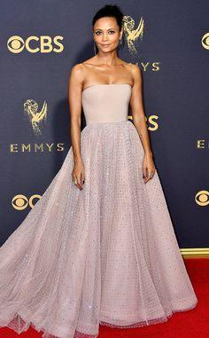 Thandie Newton: 2017 Emmys Red Carpet Arrivals