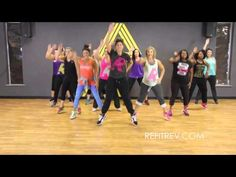 """REFIT® Revolution: FAMILY FORCE 5, """"BZRK"""" - YouTube 71 minutes of refit zumba, 345 calories, 1/20/15."""