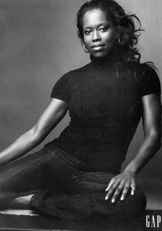 American actress Regina King // by Annie Leibovitz for The Gap 2007 Regina King, Black Actresses, Black Actors, Actors & Actresses, John Lennon, My Black Is Beautiful, Beautiful People, Gap Ads, Annie Leibovitz Photography